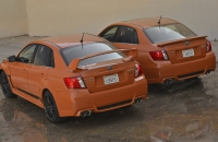 2013 Subaru WRX and WRX STI Special Edition