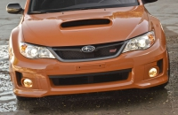 "2013 Subaru WRX STI ""Orange and Black"" Special Edition"