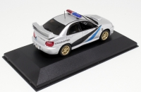 JC080 SUBARU IMPREZA WRX STI USA Colorado State Police Street Racing Prevention Unit