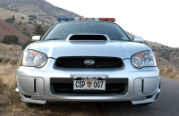 Subaru WRX Sti USA colorado