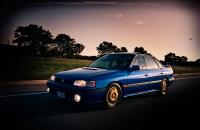 Subaru Legacy 2.0 GT 1989