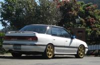 Subaru Legacy RS type R type RA