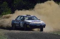 Subaru Legacy RS  Colin McRae, 1968-2007.