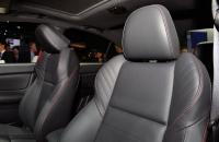 Subaru WRX 2014 кресла