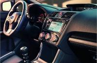 Subaru WRX 2014 салон