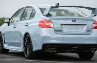 Subaru WRX STI Series.Gray