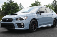 Subaru WRX Series.Gray