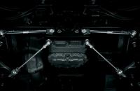Subaru WRX STI S208 нижние гибкие распорки