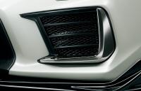 Subaru WRX STI S208 вентиляционные отверстия