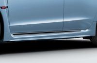 Subaru WRX STI S208 пороги