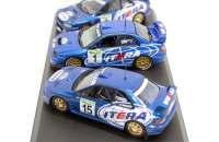 Trofeu Subaru WRC Itera Карелия 2002 set 1/43