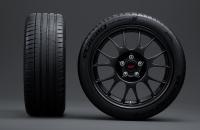 Subaru WRX STI Type RA-R 2018 колеса