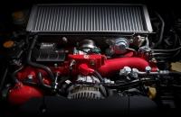 Subaru WRX STI Type RA-R 2018 двигатель