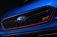 Subaru WRX STI Type RA-R 2018 решетка радиатора