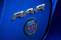 Subaru WRX STI Type RA-R 2018 шильдик