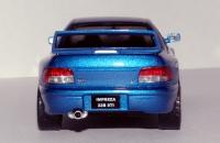 Wits Subaru Impreza 22B STi version 1998 Sonic Blue Mica