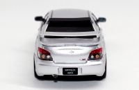 Wit's W784 Subaru Impreza WRX STI GDB 2005 Premium Silver Metallic