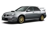 Subaru Impreza WRX STI 2005 Premium Silver Metallic