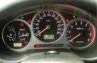 Subaru Impreza WRX 2001 приборная панель