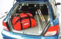 Subaru Impreza WRX 2001 багажник универсала