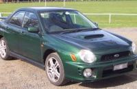 Subaru Impreza WRX 2001