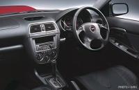 Subaru Impreza WRX 2003 АТ салон