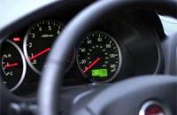 Subaru Impreza WRX 2003 панель приборов