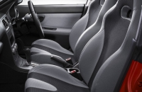 Subaru Impreza WRX 2005 кресла