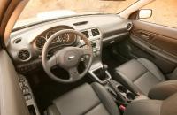 Subaru Impreza WRX 2005 салон