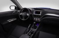 Subaru Impreza WRX 2007 салон