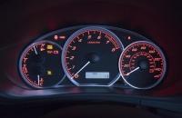 Subaru Impreza WRX 2007 панель приборов