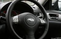 Subaru Impreza WRX S-GT 2007 руль