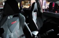 Subaru Impreza WRX 2011 салон