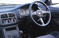 WRX STI GC8 1992-1995 салон