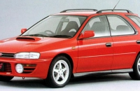 WRX STI Wagon GC8 1992-1995