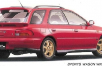 WRX STI Sports Wagon Ver. 2 GC8 1995-1996