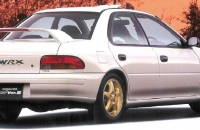 WRX STI Type RA GC8 1995-1996
