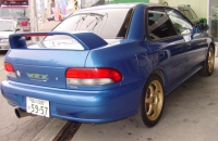 WRX STI Type RA GC8 1997-1998