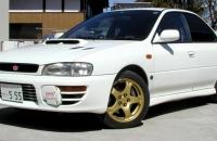 WRX STI GC8 1997-1998