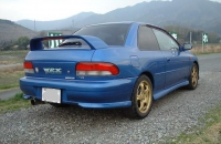 WRX STI Type R GC8 1997-1998