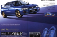 WRX STI Type RA Limited GC8 1998-1999