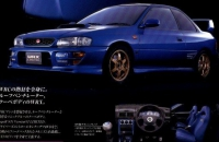 WRX STI Type R Limited GC8 1999-2000