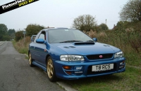 WRX STI Type R GC8 1999-2000