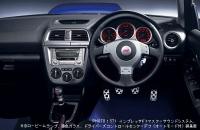 Subaru Impreza WRX STI 2003 салон