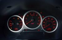 Subaru Impreza WRX STI 2005 панель приборов