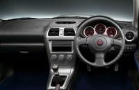 Subaru Impreza WRX STI 2005 салон