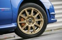 Subaru Impreza WRX STI 2005 диски
