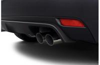Subaru Impreza WRX STI 2008 выхлоп