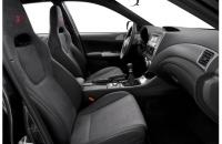 Subaru Impreza WRX STI 2008 кресла
