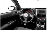 Subaru Impreza WRX STI 2008 салон